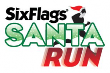 Six Flags Great Adventure Presents Santa Run 5K