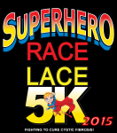 Race for Lace Superhero 5K 2015