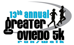 13th ANNUAL GREATER OVIEDO 5K