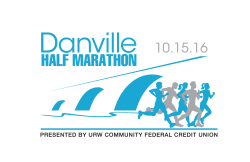 Danville Half Marathon, Presented by URW Community Federal Credit Union