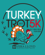 Vera Lloyd's Turkey Trot 5k and One Mile Kids Fun Run
