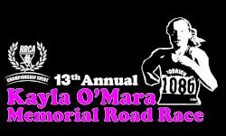 13th Annual Kayla O'Mara Memorial Road Race
