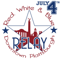 Red, White and Blue Relay Run/Walk