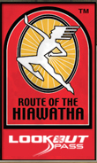 Hiawatha Trail/Lookout