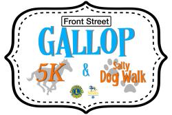 Front Street Gallop - 5K & Salty Dog Walk