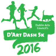 Dublin Arts Council's D'Art Dash 5K