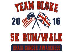 Team Bloke 5K for Brain Cancer Awareness