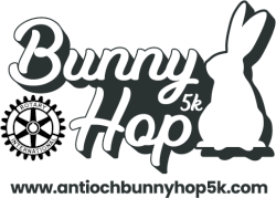 5th Antioch Rotary Club Bunny Hop 5K