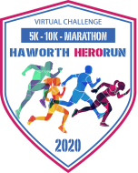 Haworth Heroes Virtual 5K/10K/Marathon Challenge