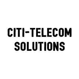CITI-TELECOM SOLUTIONS