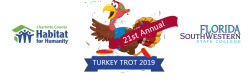 21st Annual Turkey Trot 5K Run/Fun Walk
