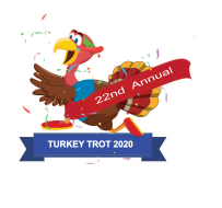 VIRTUAL RACE    CC Habitat 22nd Annual Turkey Trot 5K Run / Fun Walk