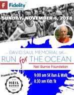 David Saul Memorial ~ Fidelity 5K Road Race