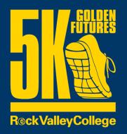 Rock Valley College Golden Futures 5K Run/Walk