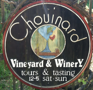 Chouinard Vineyards and Winery