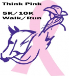 Think Pink 5K/10K Walk/Run