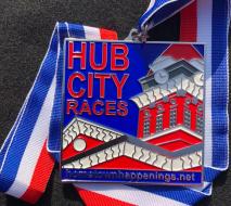Hub City Races:  Half & 5K