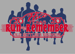 Hico Old Settlers' Run to Remember 5K