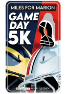 Miles for Marion Game Day 5k - Virtual