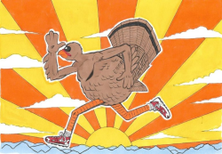 29th Annual Virginia Run Thanksgiving Day Turkey Trot