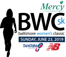 Mercy Baltimore Women's Classic 5K presented by New Balance