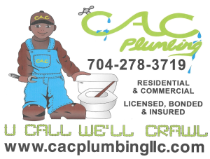 CAC Potty House and Plumbing