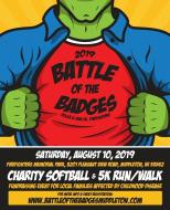 Battle of the Badges Charity 5K Fun Run/Walk