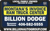 Billion Dodge - Ram Truck Center