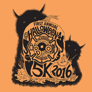 The Greenlawn Fire Department, Engine Company, Halloween 5k