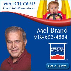 Mel Brand - Shelter Insurance