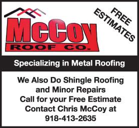 McCoy Roofing