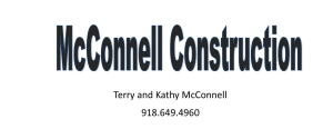 McConnell Construction