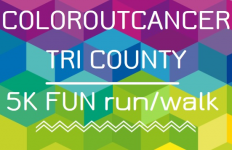 COLOR OUT CANCER TRI COUNTY