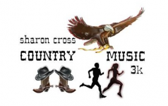 2016 Sharon Cross Country Music 3k