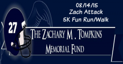 Zach Attack 5K Fun Run/Walk