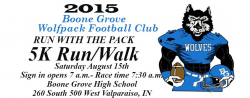 Run with the Pack 5K
