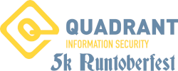Quadrant 5k Runtoberfest
