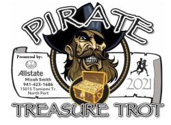 Pirate Treasure Trot 5k