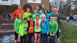 Medved's Five for Fall Training Program (5k and 5M)