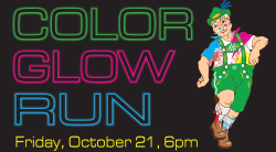 Onslow Octoberfest Stein & Shine 5K Color Glow Run