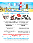 The Five Towns Community Chest 5K Run & Family Walk