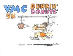 VMC's Dunkin' Donuts 5K