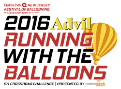 Advil Running with the Balloons 5K Cross-Road Challenge Presented by Power Crunch