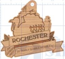 Rochester Family Gobble Wobble Races