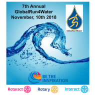 Rotary District 7710 7th Annual GlobalRun4Water