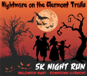 Nightmare on the Clermont Trails 5K
