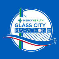 MERCY HEALTH GLASS CITY MARATHON