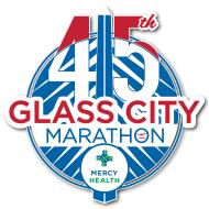 MERCY HEALTH GLASS CITY MARATHON