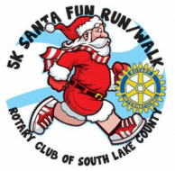 South Lake Rotary Santa Fun Run 10K/5K