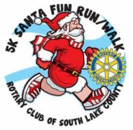 South Lake Rotary Santa Fun Run 10K/5K